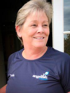 Angelfish Swimmers, Trish Pallister