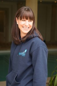 Jen Stoneman, Angelfish Swimmers.